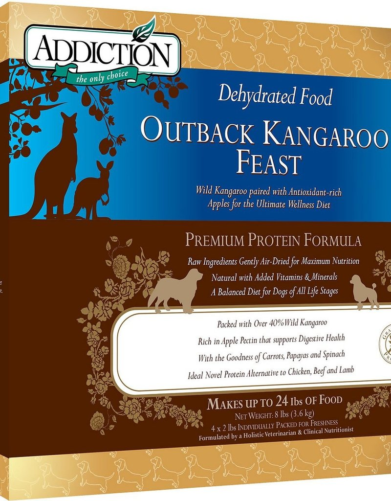 Addiction Addiction Outback Kangaroo Feast