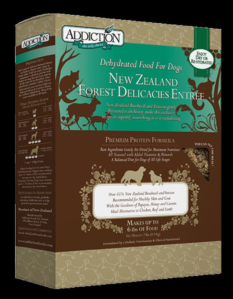Addiction Addiction New Zealand Forest Delicacies