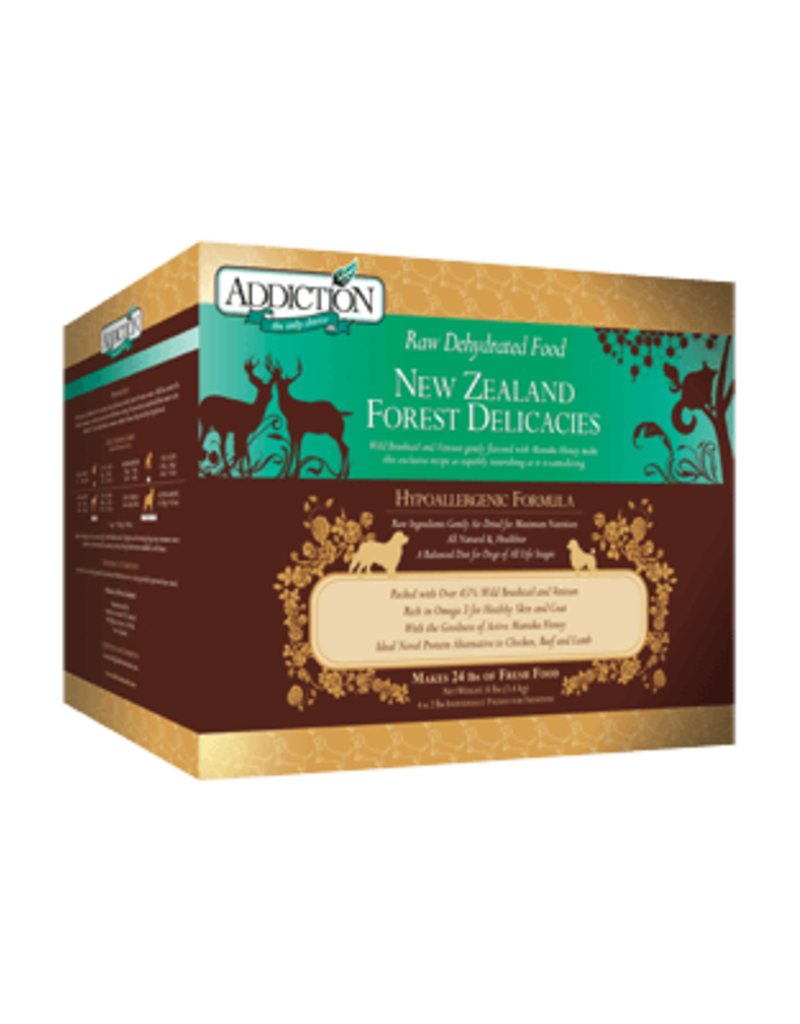 Addiction Addiction New Zealand Forest Delicacies