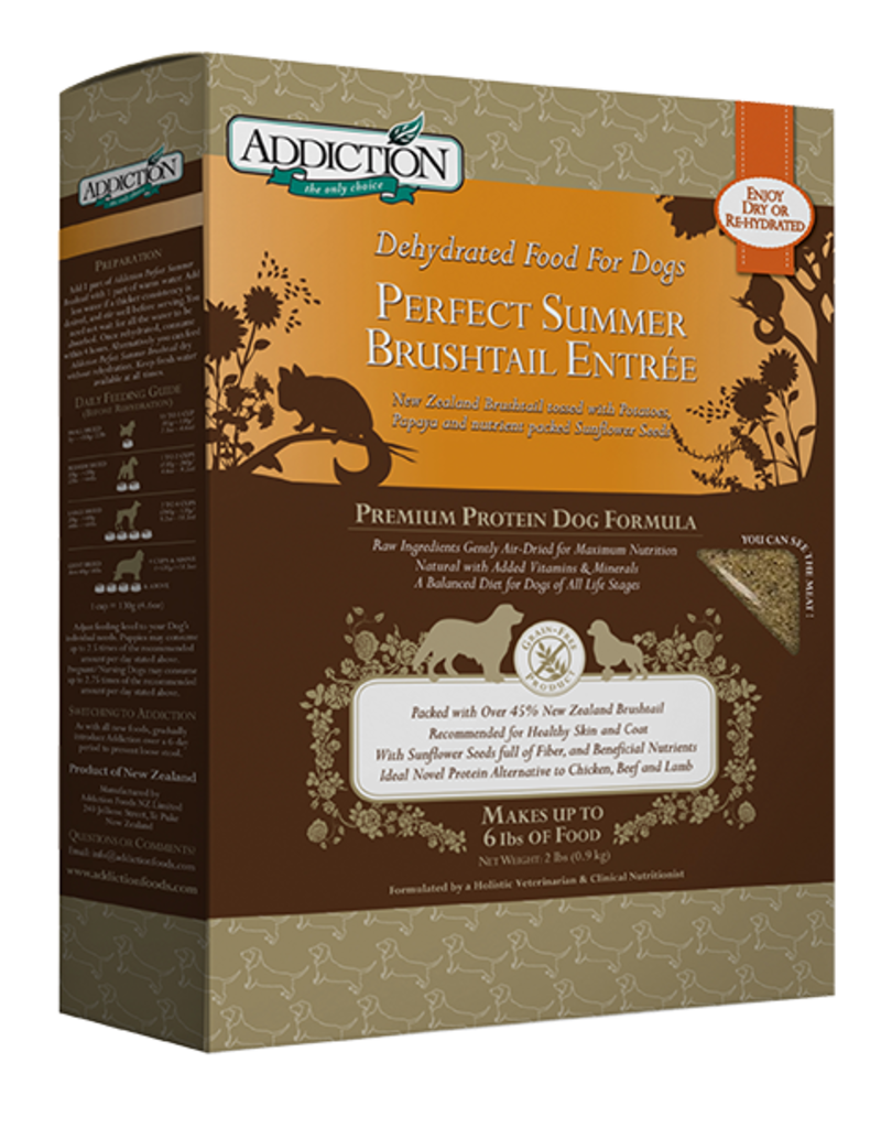 Addiction Addiction Perfect Summer Brushtail Entree