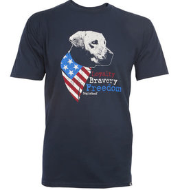 Dog Is Good Dog Is Good Freedom Dog T-Shirt Unisex
