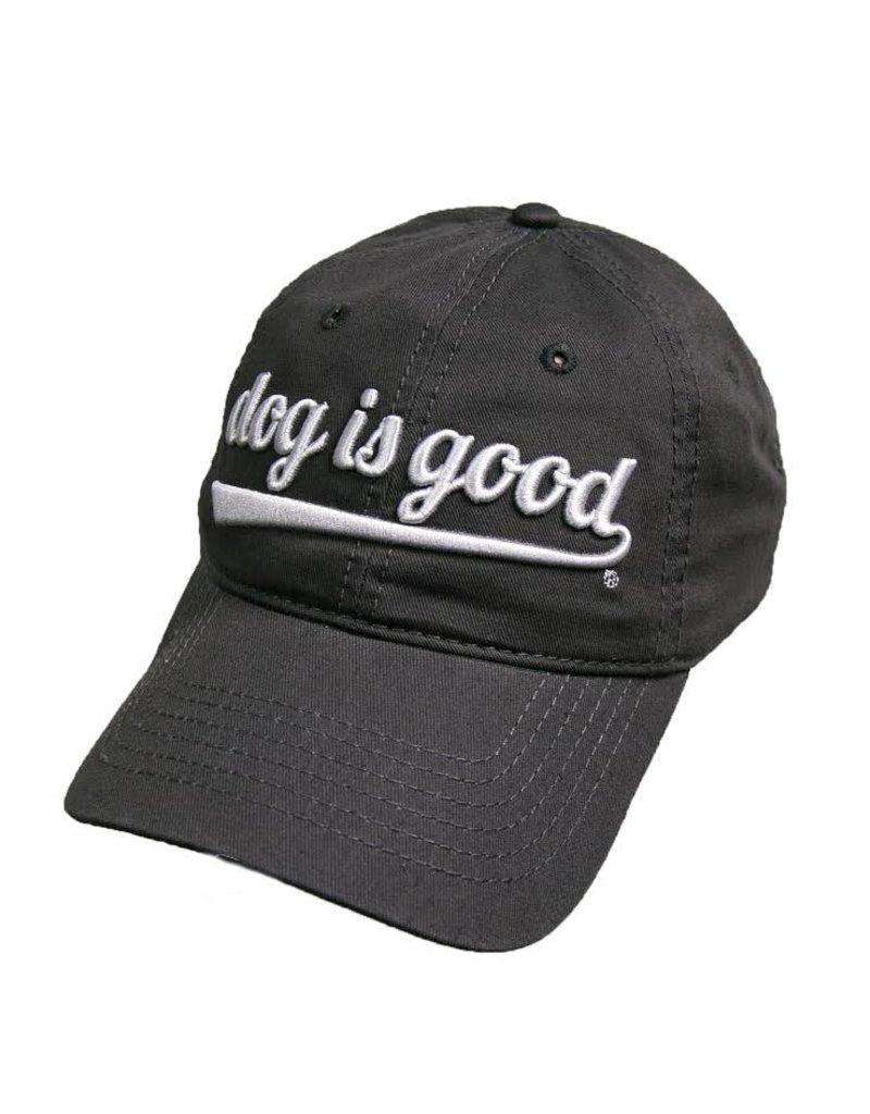 Dog is Good Signature Hat