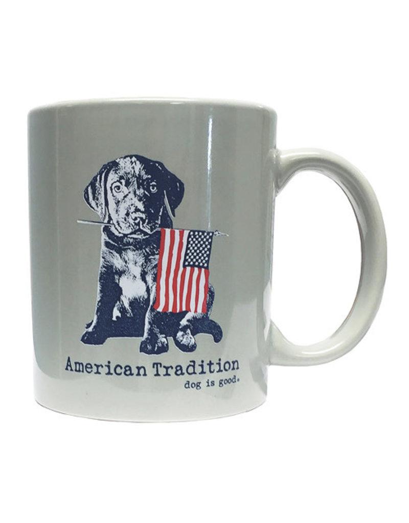 Dog Is Good Dog is Good Mug - American Tradition