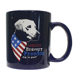 Dog Is Good Dog is Good Mug - Freedom Dog