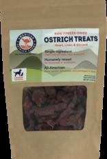 American Ostrich Farm Ostrich Freeze-Dried Treats 2.5oz