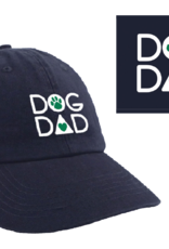 Dog Speak Ball Cap - Dog Dad