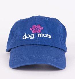 Dog Speak Ball Cap - Dog Mom