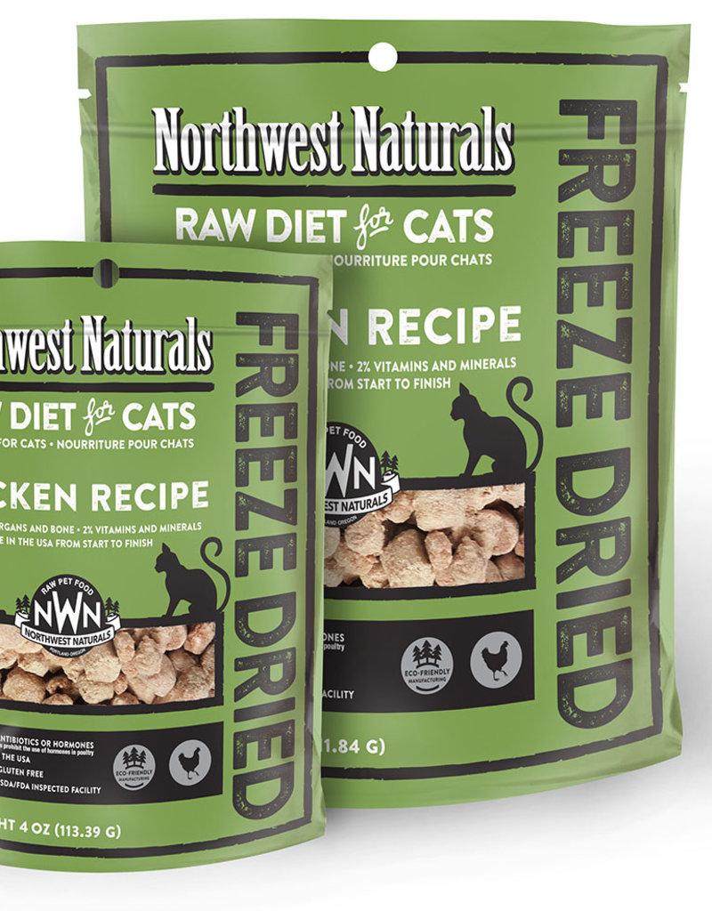 Northwest Naturals Northwest Naturals Freeze-Dried Nibbles Chicken Cat
