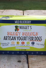 Nugget's Healthy Eats Nugget's Wild Blueberry Yogurt