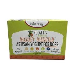 Nugget's Healthy Eats Nugget's Chillin' Cherry Yogurt