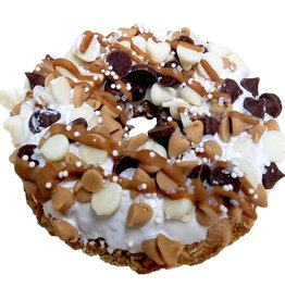 K9 Granola Factory K9 Granola Peanut Butter Cup Blizzard Donut