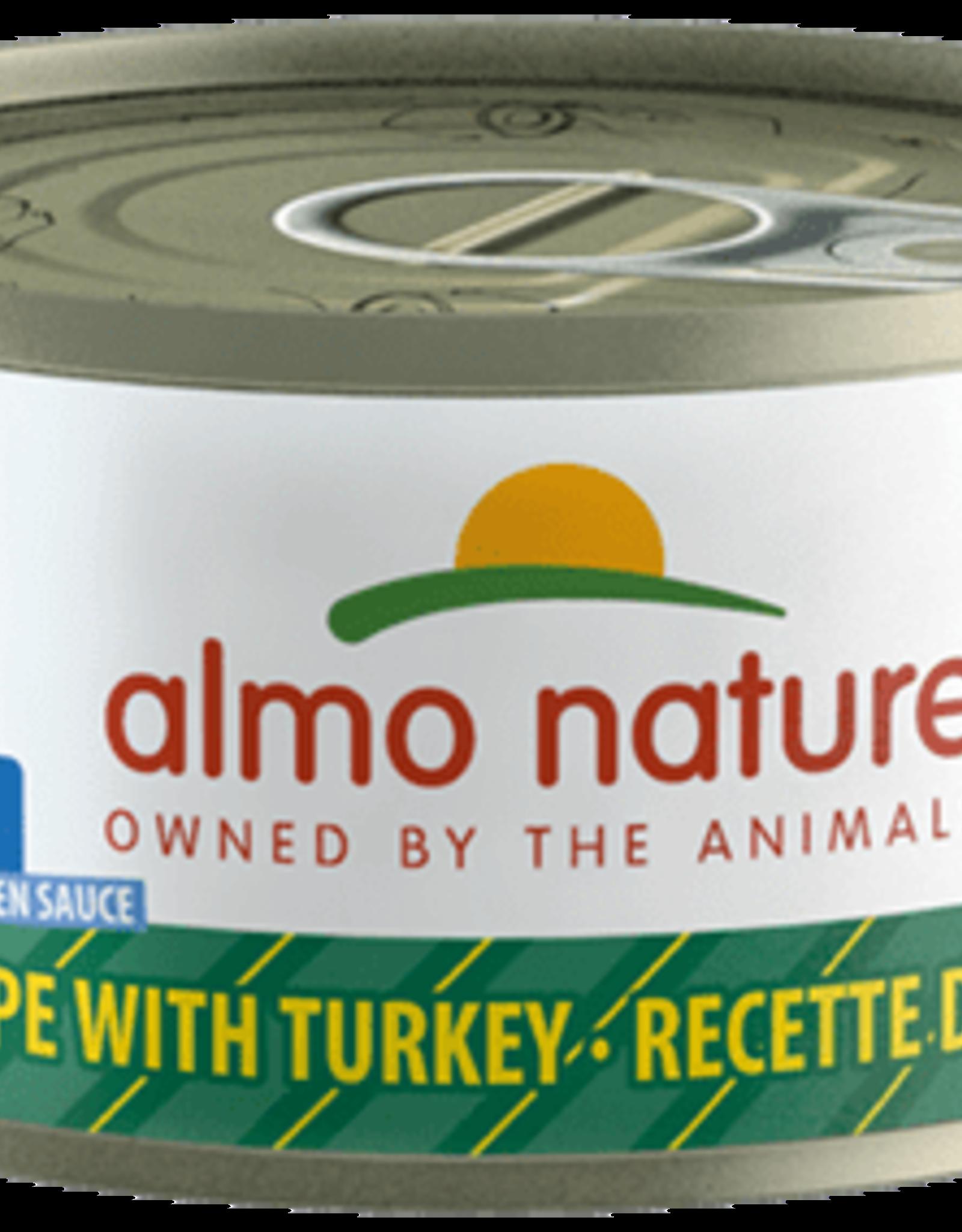 Almo Nature Almo Nature Chicken Turkey 2.47oz