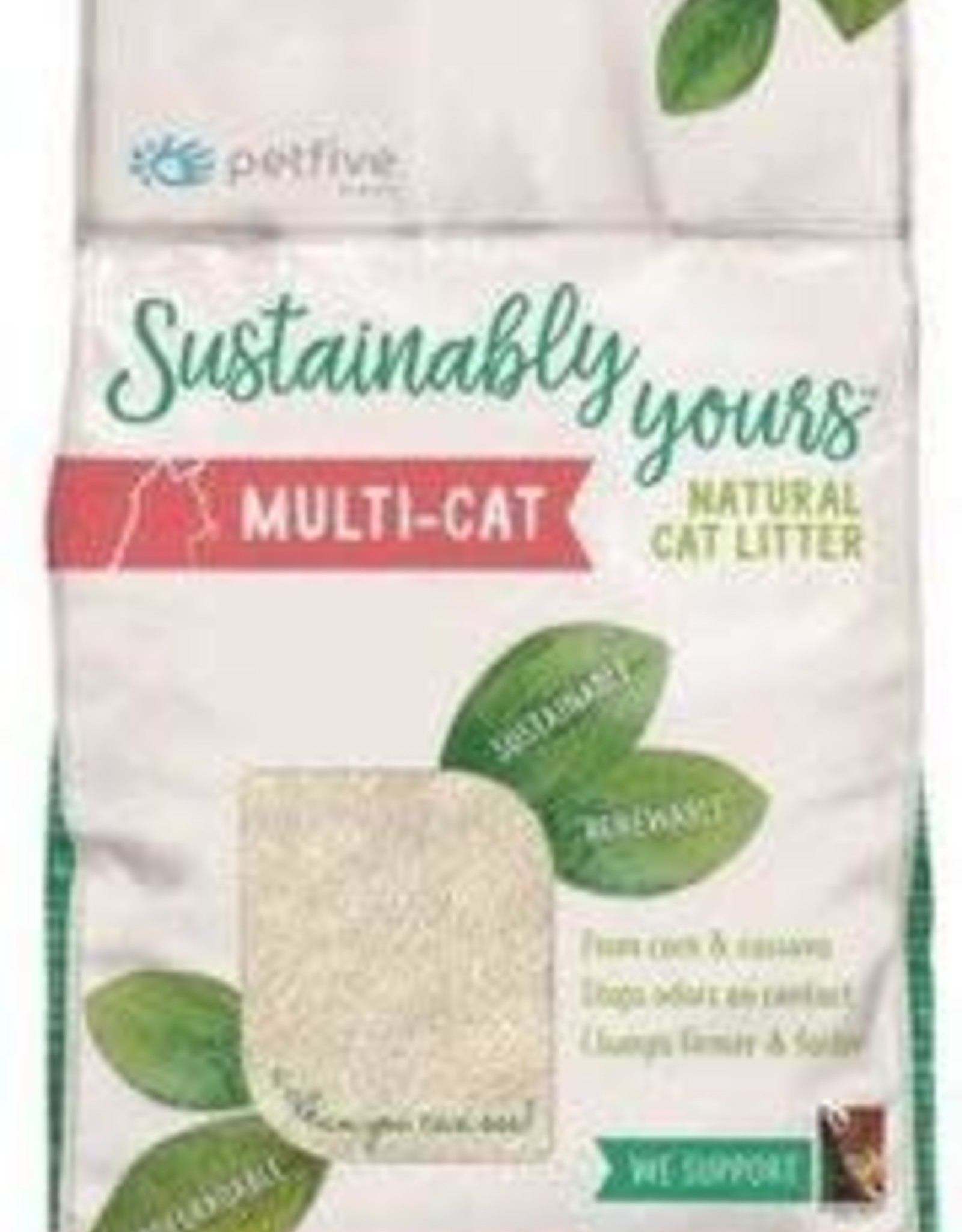 Sustainably Yours Cat Litter