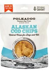 Polka Dog PolkaDog Alaskan Cod Chips