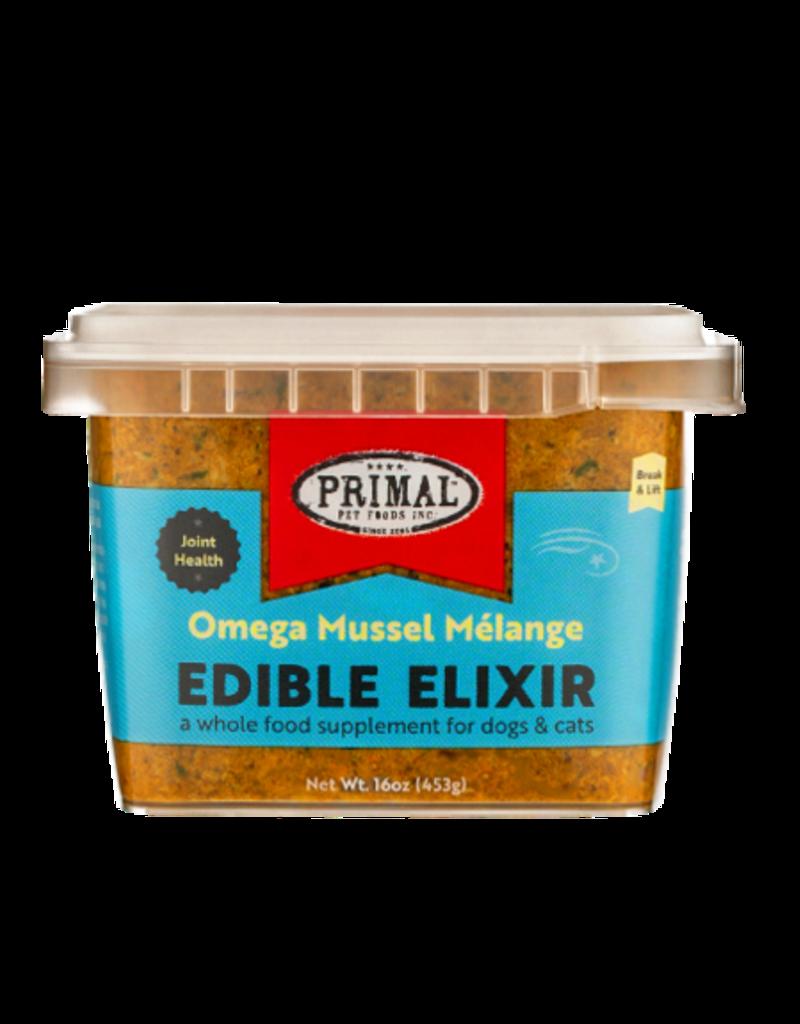 Primal Pet Food Primal Edible Elixir: Omega Mussel Melange