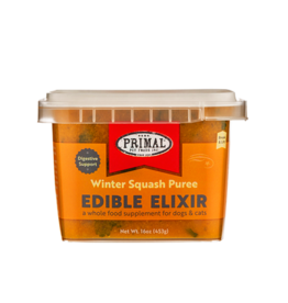 Primal Pet Food Primal Edible Elixir: Winter Squash Puree