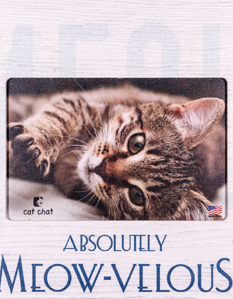 Dog Speak Dog Speak Vertical Frame - MEOW-VELOUS