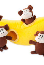 ZippyPaws ZippyPaws Burrow - Monkey 'n Banana