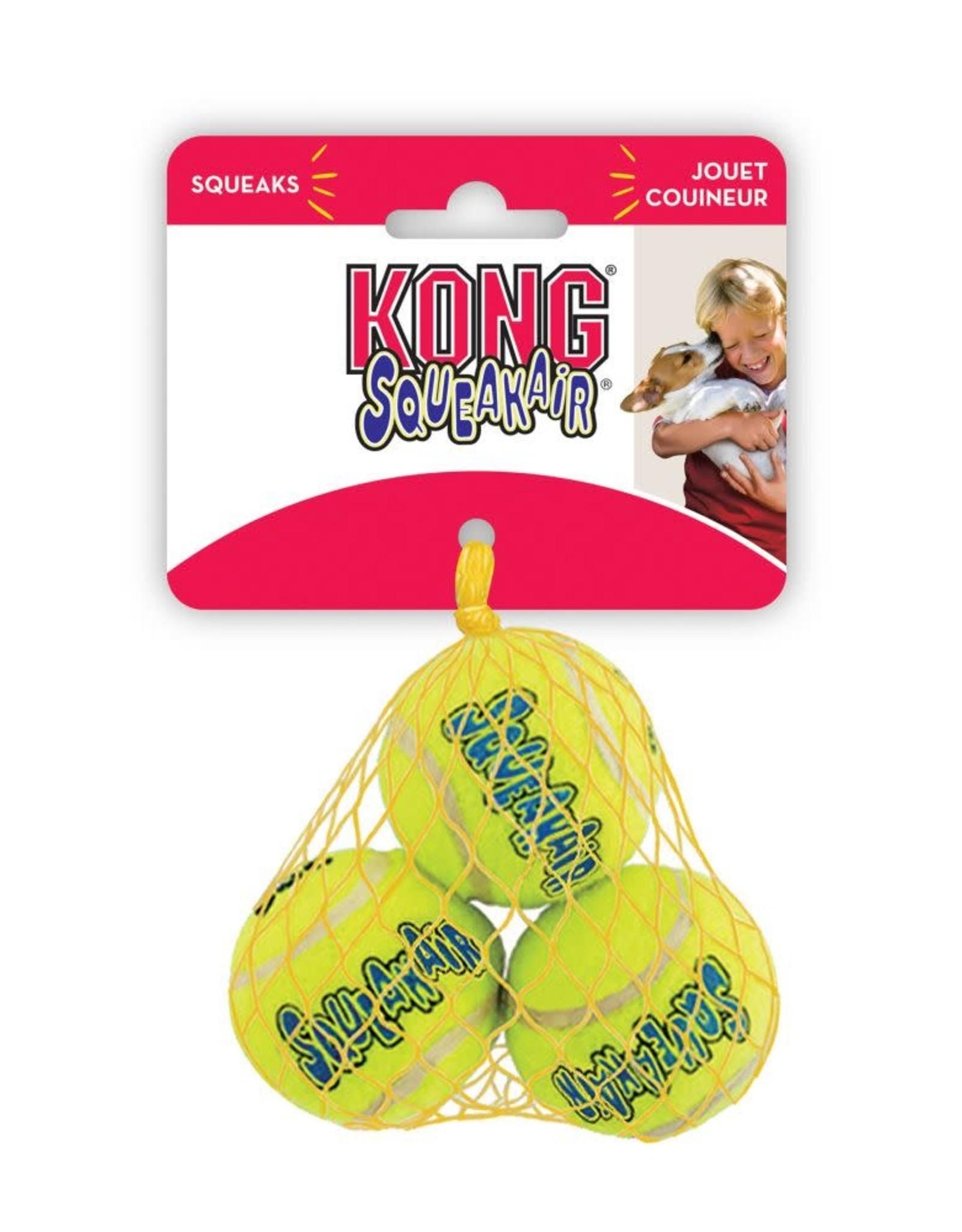Kong SqueakAir Tennis Balls