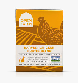 Open Farm Open Farm Harvest Chicken Rustic Blend 5.5oz