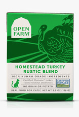 Open Farm Open Farm Homestead Turkey Rustic Blend 5.5oz