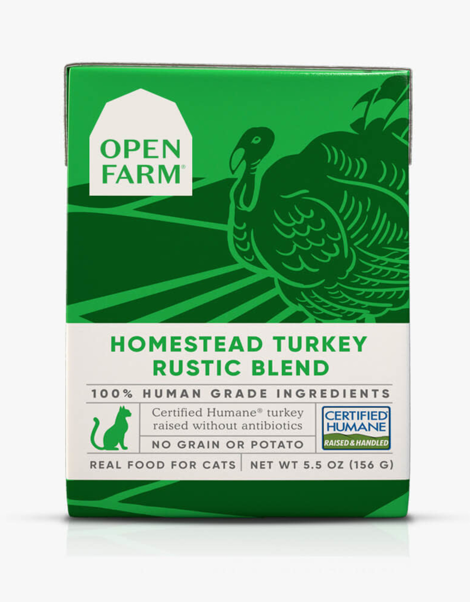 Open Farm Open Farm Homestead Turkey Rustic Blend 5.5oz