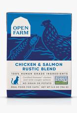 Open Farm Open Farm Chicken & Salmon Rustic Blend 5.5oz
