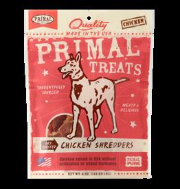 Primal Pet Food Primal Chicken Shredders Dry Roasted