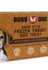 Boss Dog Boss Dog Frozen Yogurt Pumpkin & Cinnamon
