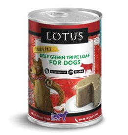 Lotus Lotus Beef Green Tripe Loaf