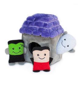 ZippyPaws ZippyPaws Burrow - Halloween Haunted House