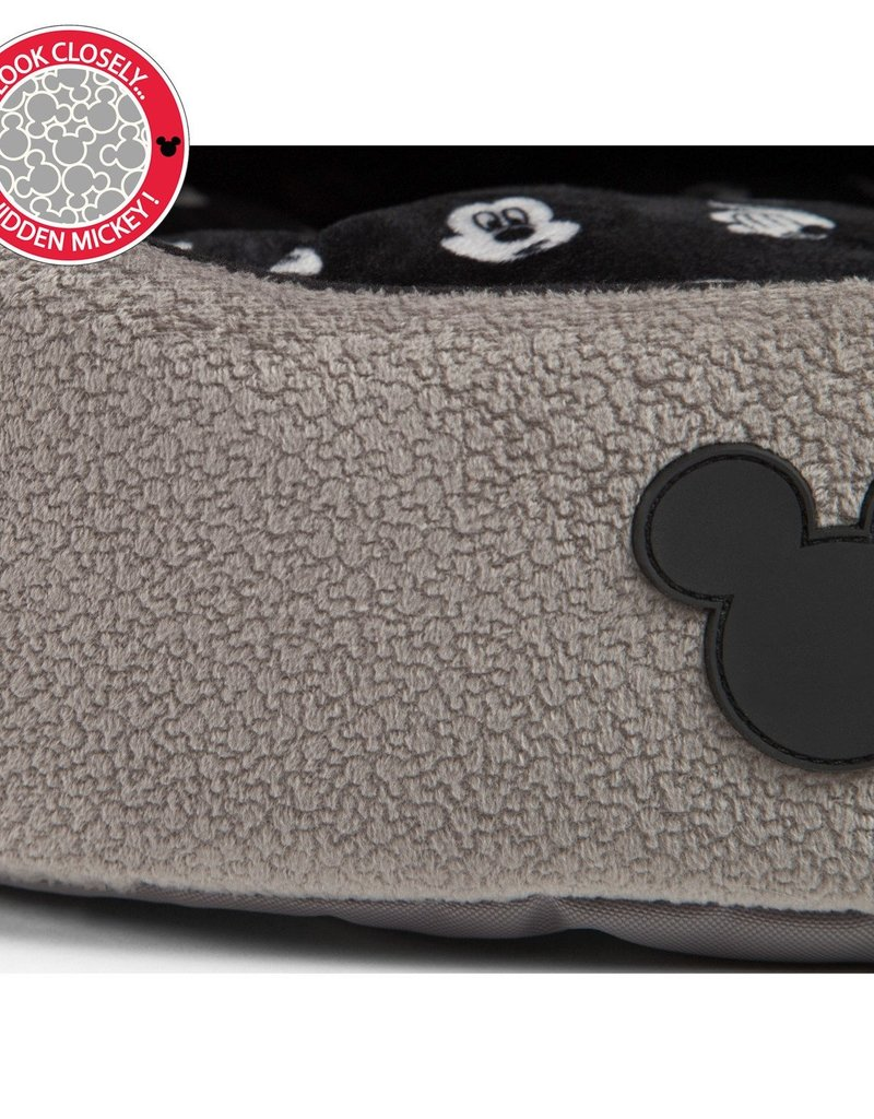 Sentiments Disney Mickey Honeycomb Grey