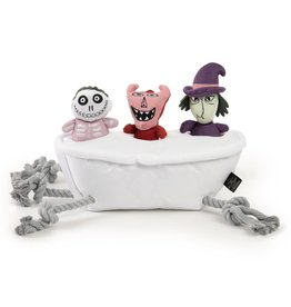 Sentiments SALE - Nightmare Before Christmas Lock, Shock, & Barrel Burrow Toy