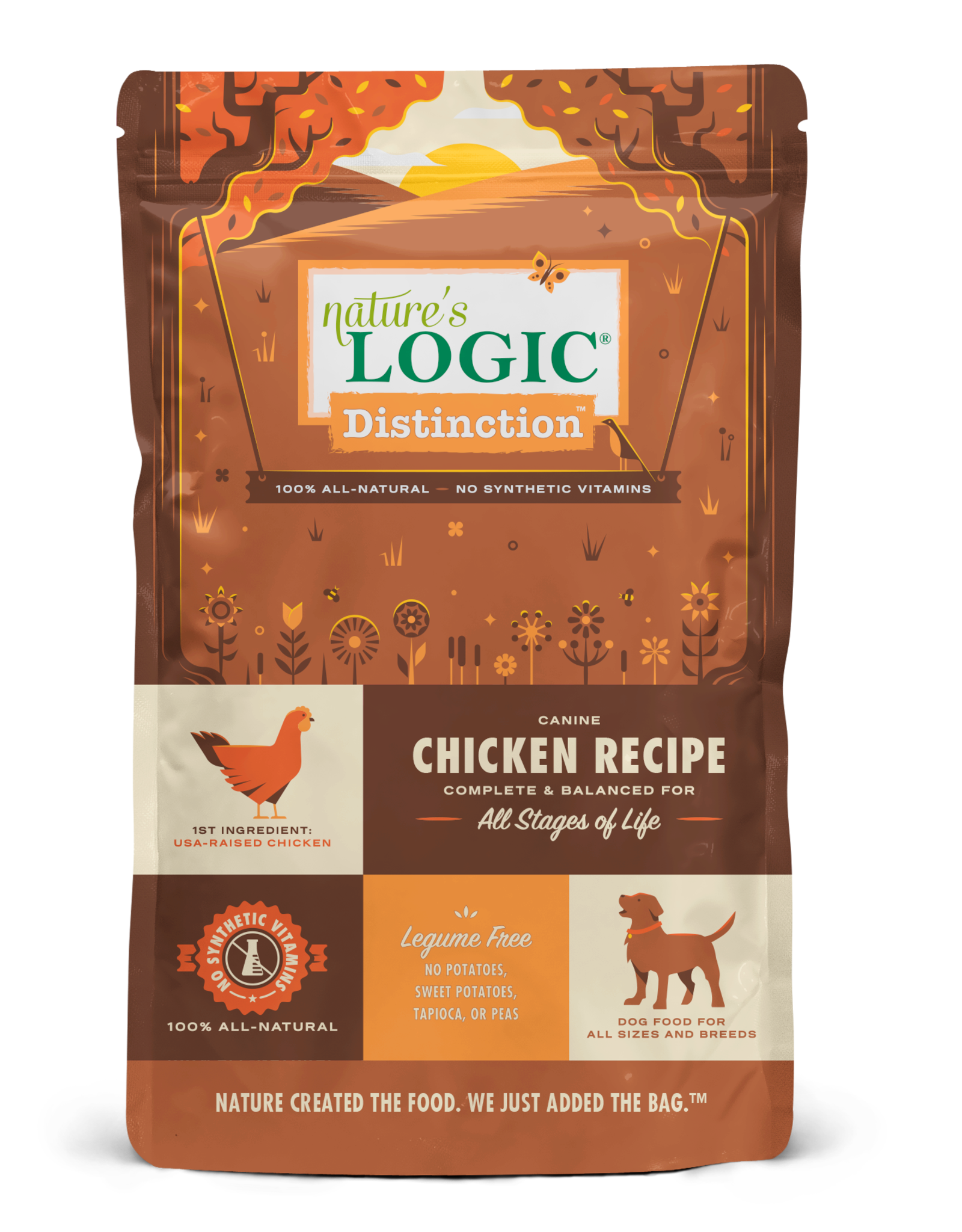 Nature's Logic Nature's Logic Distinction Chicken