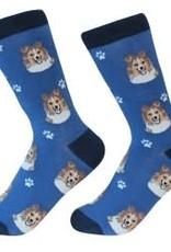 Sheltie Socks
