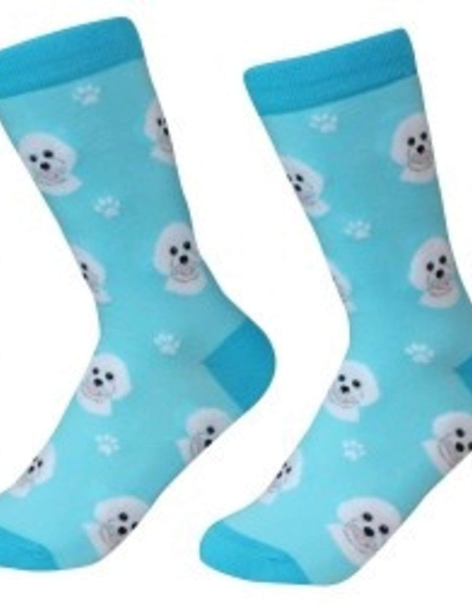Bichon Frise Socks