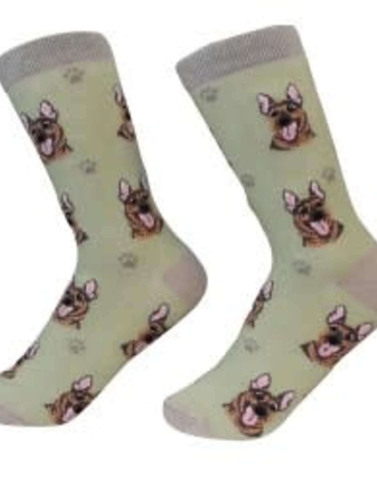 German Shepherd Socks