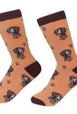 German Shorthaired Pointer Socks