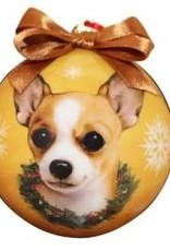 Chihuahua Tan Ornament