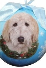 Goldendoodle Ornament
