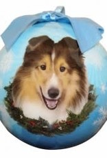 Sheltie Ornament