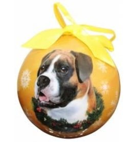 Boxer Ornament