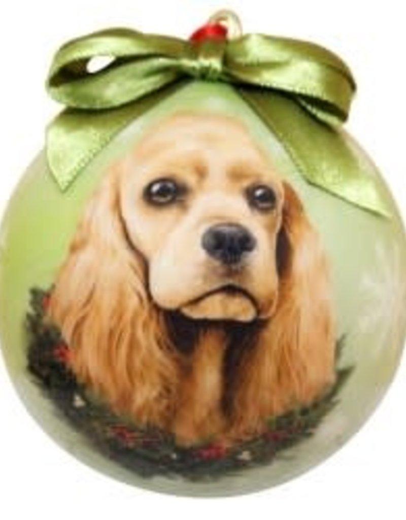 Cocker Spaniel Ornament