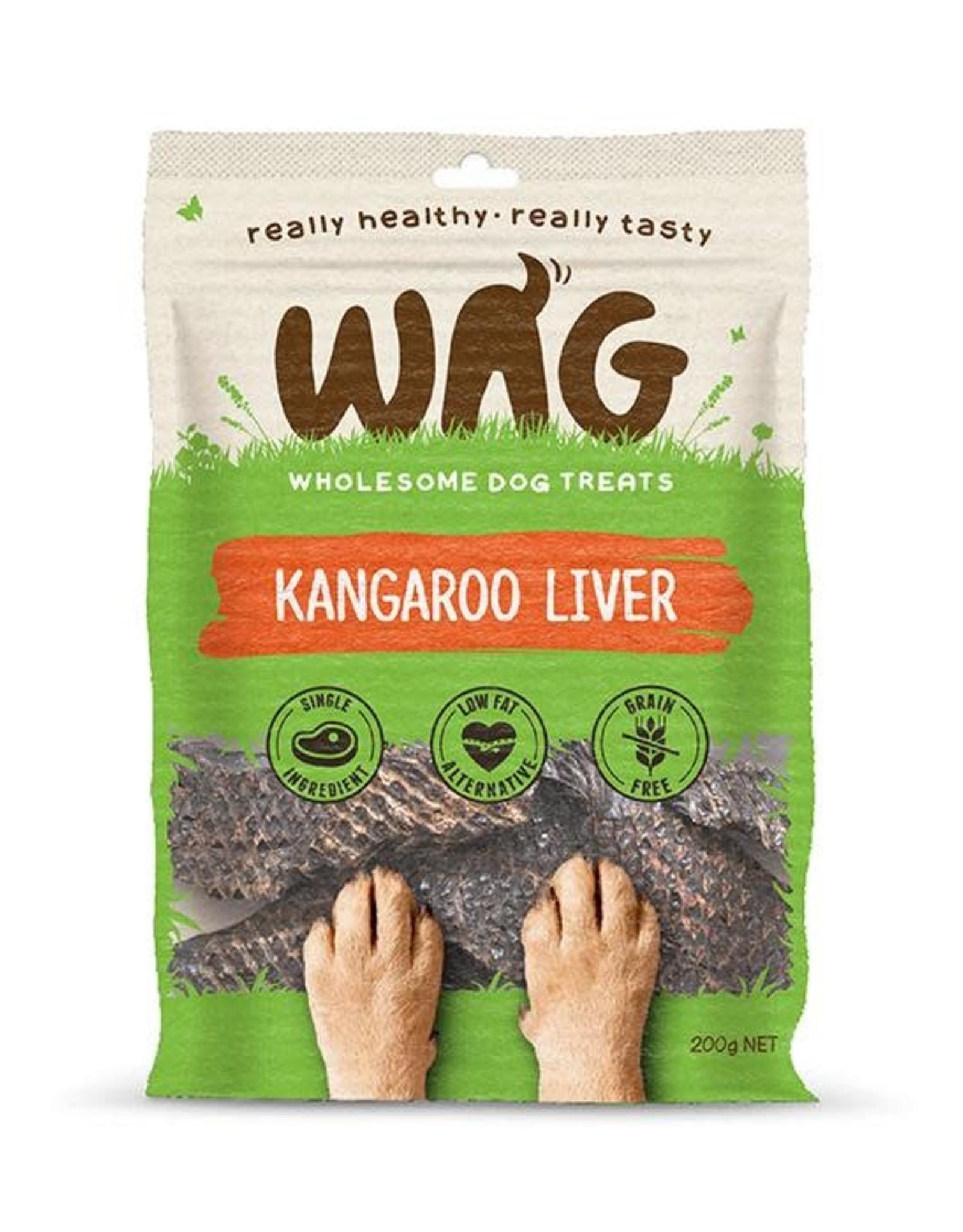 WAG WAG Kangaroo Liver
