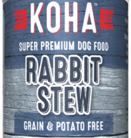 Koha Koha Rabbit Stew for Dogs 12.7oz