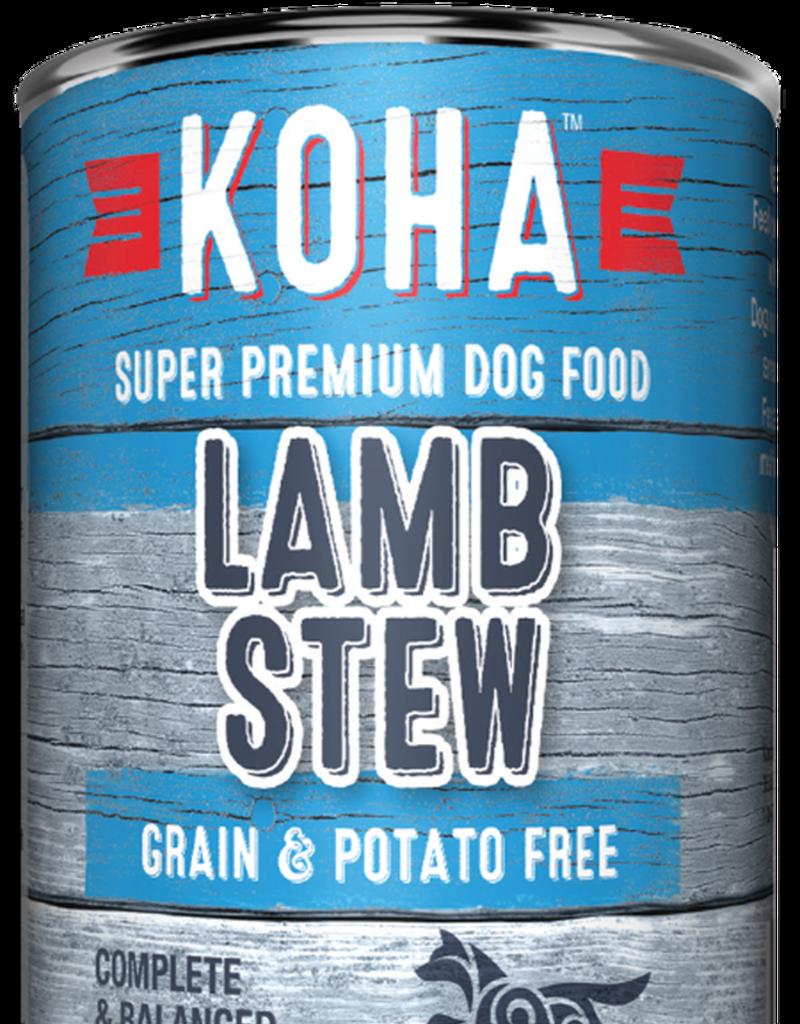 Koha Koha Lamb Stew for Dogs 12.7oz