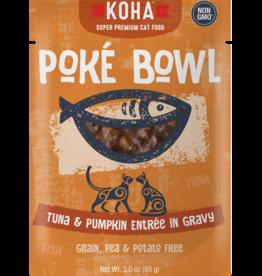 Koha Koha Poke Bowls Tuna & Pumpkin for Cats