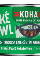 Koha Koha Poke Bowls Tuna & Turkey for Cats