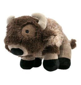 """Tall Tails Tall Tails Plush Buffalo with Squeaker 16"""""""