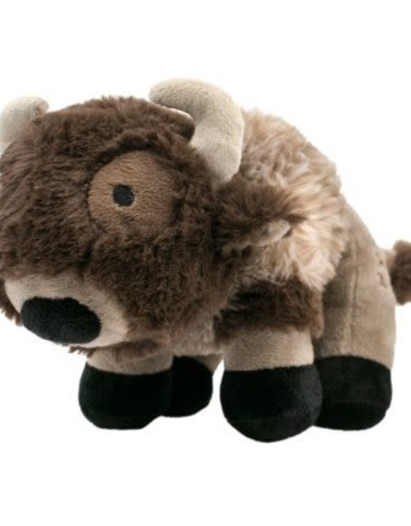 Tall Tails Tall Tails Plush Buffalo with Squeaker 16""